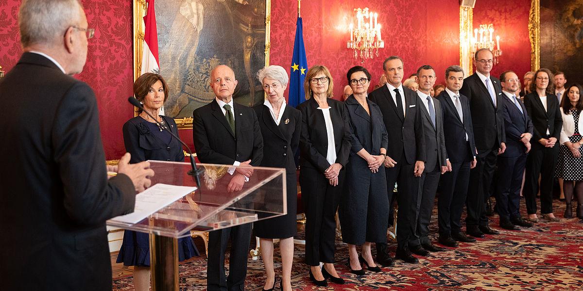 österreich regierung