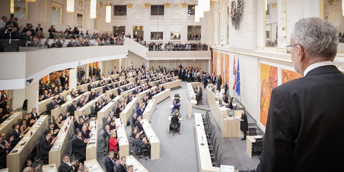 Bundespräsident österreich Aufgaben